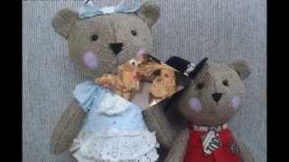 Милые куклы своими руками из мешковины. Подборка красивых фото