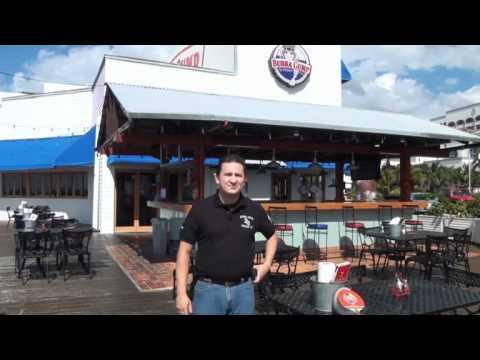 Bubba Gump Restaurant in Cancun