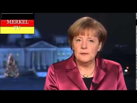 Angela Merkel Parodie