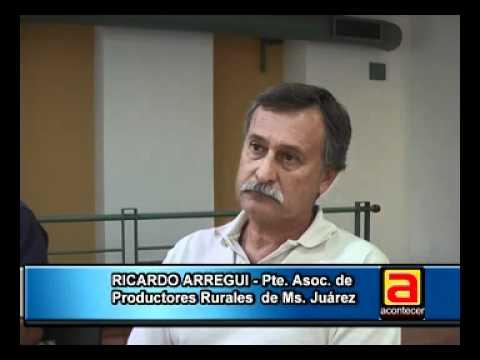 RICARDO ARREGUI, PROD. RURALES CESE DE COMERCIALIZ...