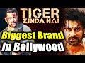 Why Is Tiger Zinda Hai BIGGER Brand Then Baahubali - Watch Video