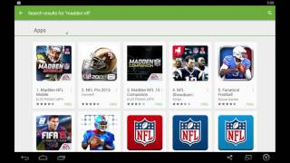 Madden NFL Mobile for PC & Laptop (Windows 7/8 & Mac)