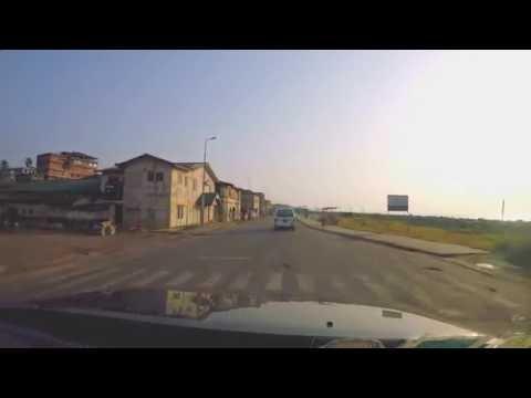 New Asphalt in Sekondi!!!!
