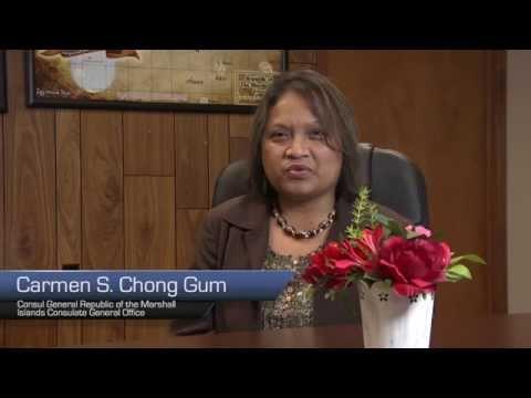 Consul General Carmen Chong Gum about CCOA's positive impact