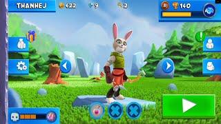 Xạ Thủ Thỏ Mặt Trăng Vua Mới Của Sở Thú - Brawls of Steel - Top Game Hay Mỗi Ngày Trên Android, Ios