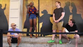 Live #Ham4Ham 8/10/16 -- Cynthia Erivo Sings Beyoncé