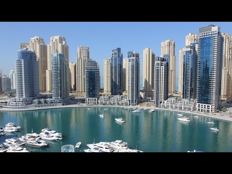 The Dubai Marina, UAE - (FULL)