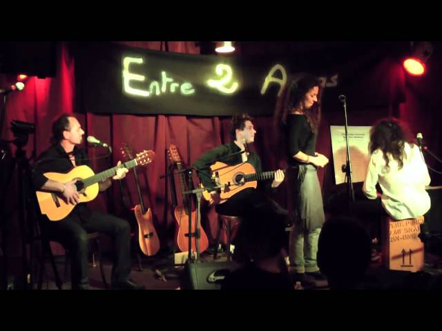 Entre Dos Aguas - MESSAGE - concert au Mandala Travel Video