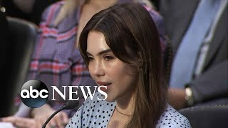 McKayla Maroney gives opening statement in Senate review of Nassar case
