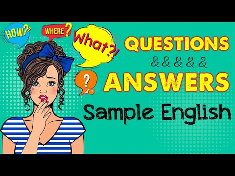 501 Basic English Question And Answers For Daily Conversation