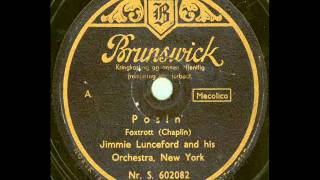 Jimmie Lunceford and His Orchestra   Posin