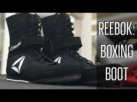 REEBOK COMBAT NOBLE BOOTS REVIEW YouTube