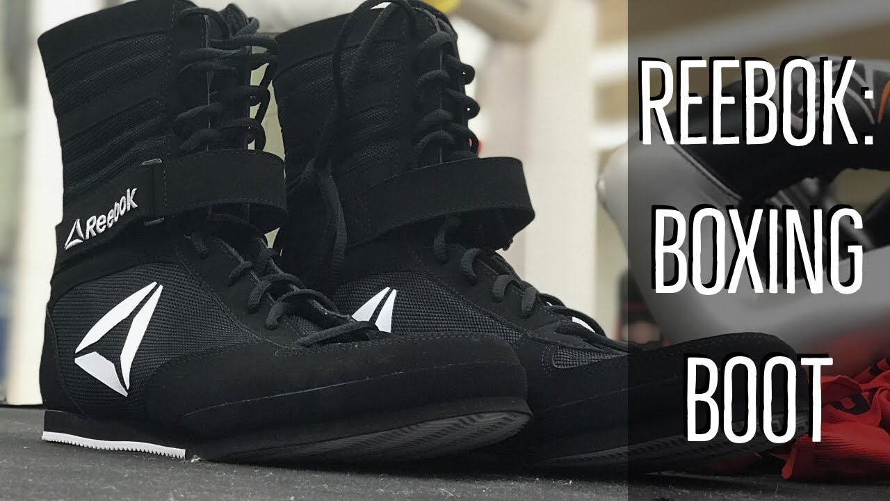 Review: Reebok Boxing Boots Shoes