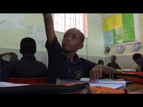 S.Africa school offers migrant children rare lifeline