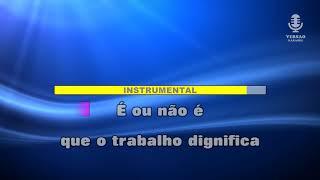 ♫ Demo - Karaoke - É OU NÃO É (versão baile) - Amália Rodrigues