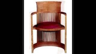 Af Copeland Taliesin Barrel Chair