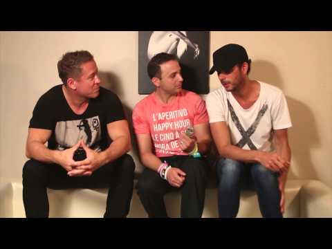 Cosmic Gate at Label Charlotte + Interview