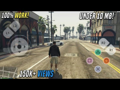 Mb How To Download Gta  On Android Under  Mb With Proof