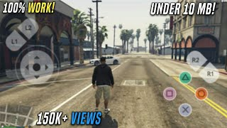 [10 MB] HOW TO DOWNLOAD GTA 5 ON ANDROID UNDER 10 MB WITH PROOF!