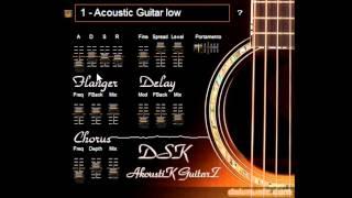 DSK AkoustiK GuitarZ - Free VST