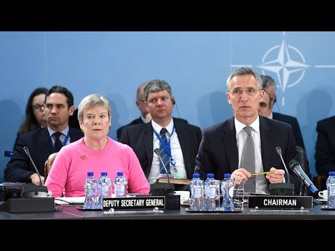 NATO Secretary General - North Atlantic Council at Foreign Ministers Meeting, 6 DEC 2017