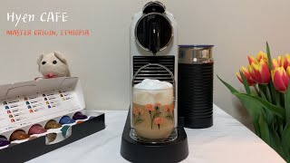 [혠카페] 네스프레소 커피머신 시티즈 & ☕️라…