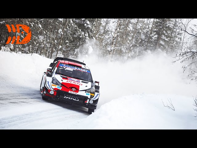 Arctic Rally Finland 2021 - Day 2 Review
