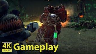Warhammer 40K: Space Wolf - 4K GAMEPLAY