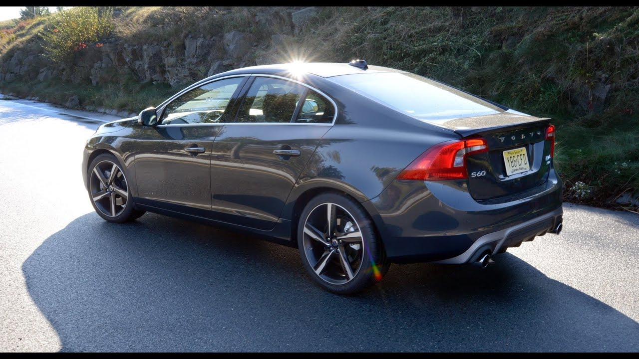 2014 Volvo S60 R-Design test drive - YouTube