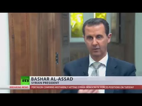 '100% fabrication': Assad on accusations of chemical attack in Idlib