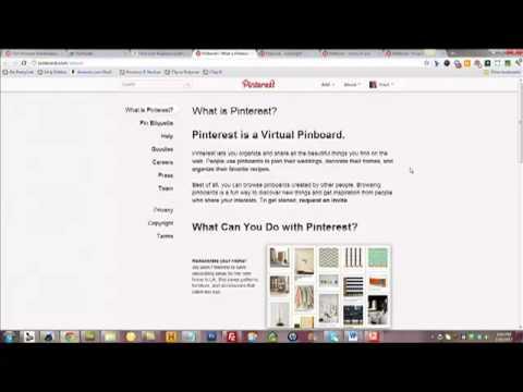 Pinterest and Image Copyright Infringement