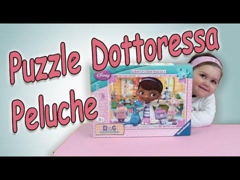 Puzzle - Doc McStuffins - Dottoressa Peluche