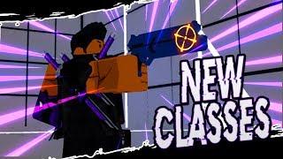 Black Magic II Still Has The BEST COMBAT in Roblox | Black Magic II New Classes Update | iBeMaine