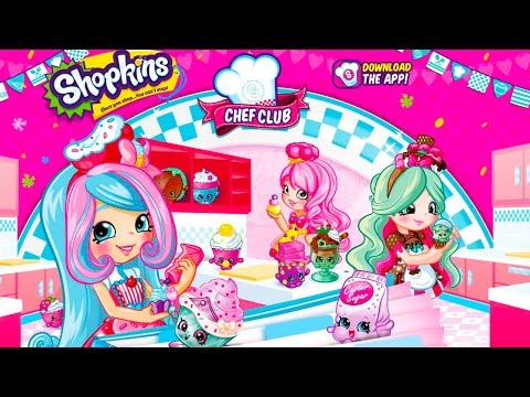 Shopkins Chef Club Season 6 App All New...