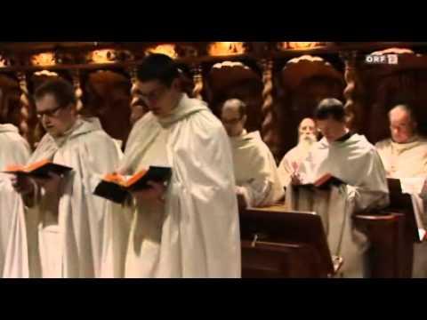 Abt Gregor Henckel Donnersmarck tritt ab