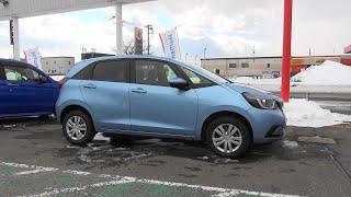 2020 New HONDA FIT(JAZZ) 1.5L HYBRID(e:HEV) 4WD - Exterior & Interior