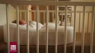 Кокон для новорожденных. Кроватка RED CASTLE COCOONaBABY.