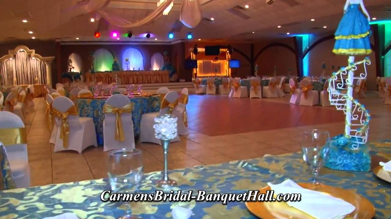 Carmens Banquet Hall Commercial Youtube