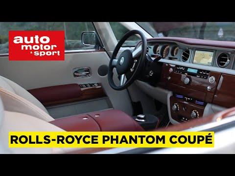 Rolls Royce Phantom Coup?