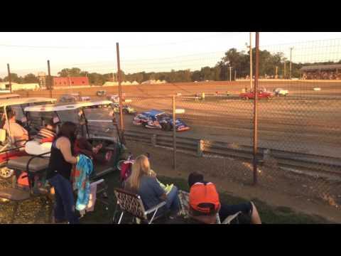 Charleston Speedway 06 27 17 Rick Heat