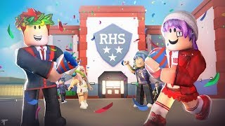 *RE-UPLOADED* ROBLOX HIGH SCHOOL HAS EVOLVED!!! | Roblox High School 2