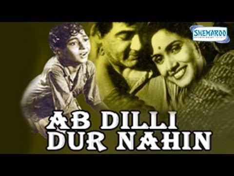 Ab Dilli Dur Nahin (1957) - Full Movie In 15 Mins - Motilal - Sulochana Latakr - Master Romi