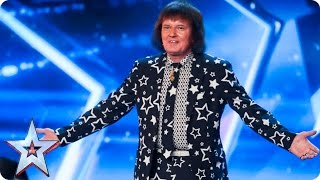 David Watson is back, but could this be his year? | Britain's Got More Talent 2017
