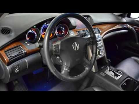 2008 acura rl 3 5 w technology package youtube