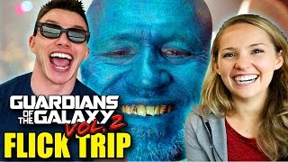 FLICK TRIP: Going to see GUARDIANS OF THE GALAXY VOL. 2!