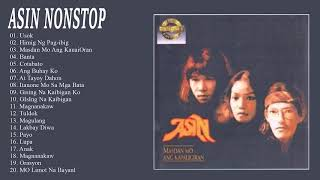 Asin Greatest Hits , Best Of ASIN Asin Tagalog LOve SONgs 2019