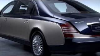 Maybach 62 Auto China 2010 Footage