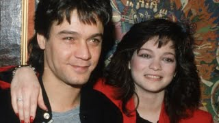 Inside Eddie Van Halen's Relationship With Valerie Bertinelli