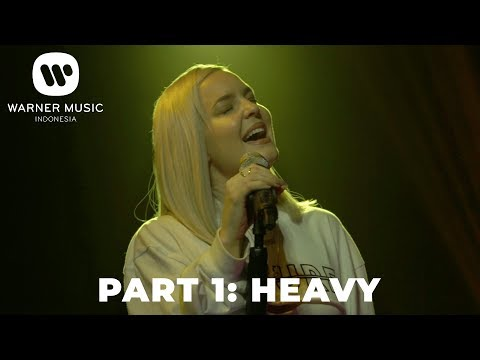 INTIMATE PERFORMANCE - ANNE-MARIE PART 1: HEAVY