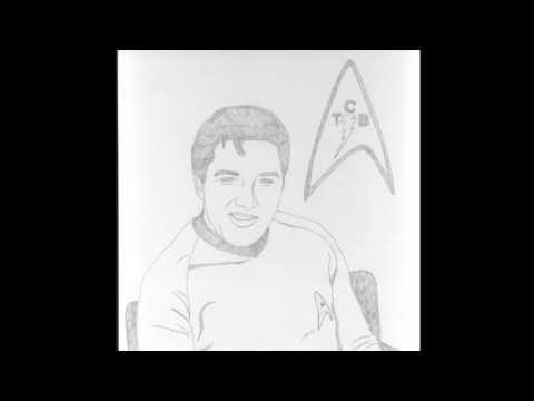 Elvis Presley Meets Star Trek